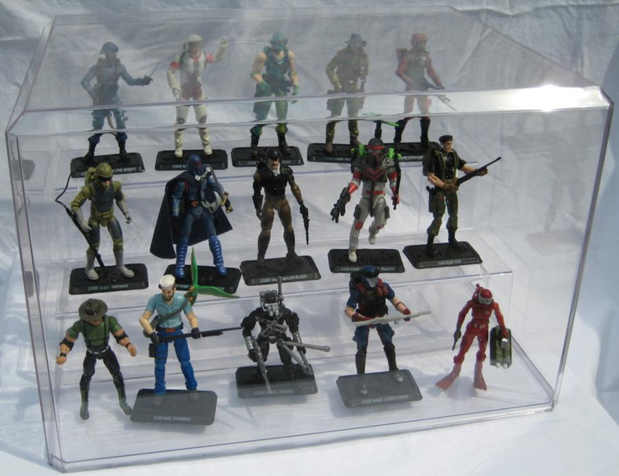 ... Great Action Figure Storage Case #9   SmallJoes.com ...
