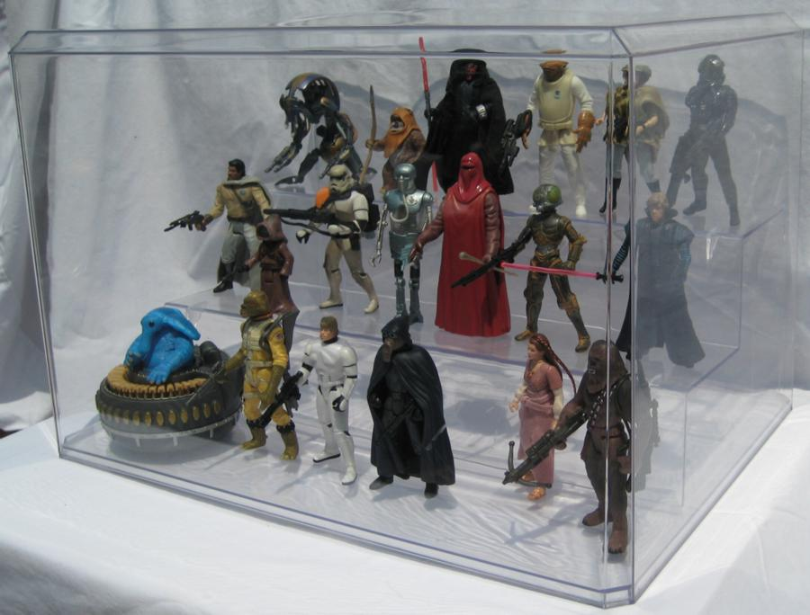Display Case For Action Figures Collectibles Best Star Wars Action Figure Display Stand