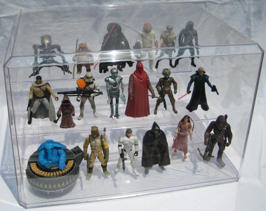 Star Wars Figure Display Cabinet Cabinets Ideas