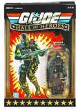 G.I. GI JOE 25th Anniversary action figures and vehicles
