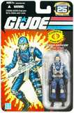 G.I. GI JOE 25th Anniversary action figures and vehicles