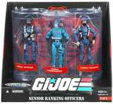 G.I. GI JOE 25th Anniversary Modern action figures collector box sets