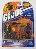 GI JOE ARAH 1997 1998 1999 2000 2001 A Real American Hero