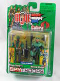 GI JOE GIJOE Spy Troops