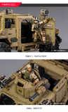 JoyToy USMC SFOD PLA US Army Military