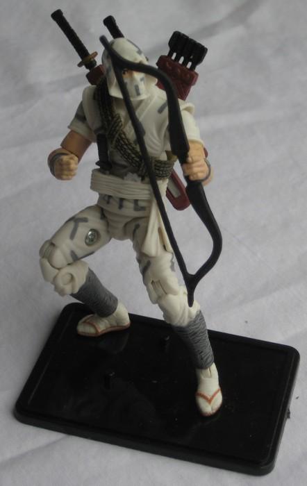 GI Joe ARAH Custom 3D Printed Action Figure Stands Lot of 10